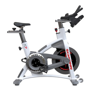 Schwinn AC Performance Plus with Carbon Blue Belt Drive Indoor Cycle - Indoor Cyclery