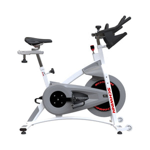 Schwinn AC Sport Indoor Cycle with Carbon Blue Belt Drive and Morse Taper - Indoor Cyclery