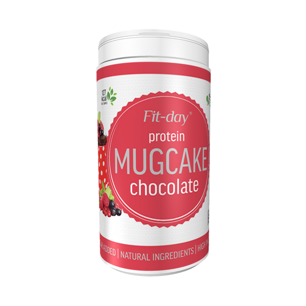 Fit-day protein mugcake chocolate