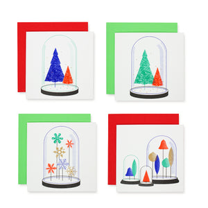 Christmas Card set of 8 - type B