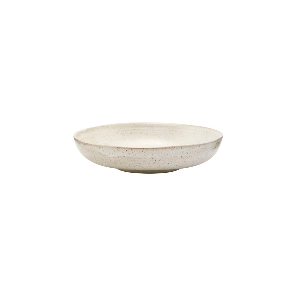 Grey Pion Shallow Wide Bowl