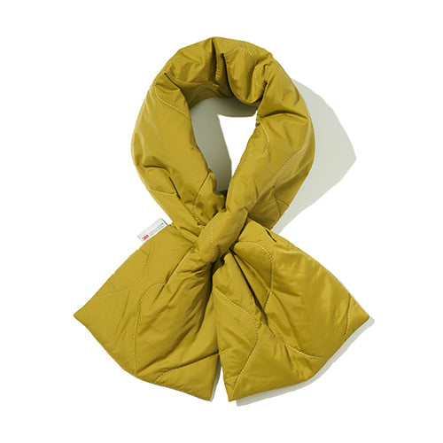 3M Thinsulate Muffler in Mustard