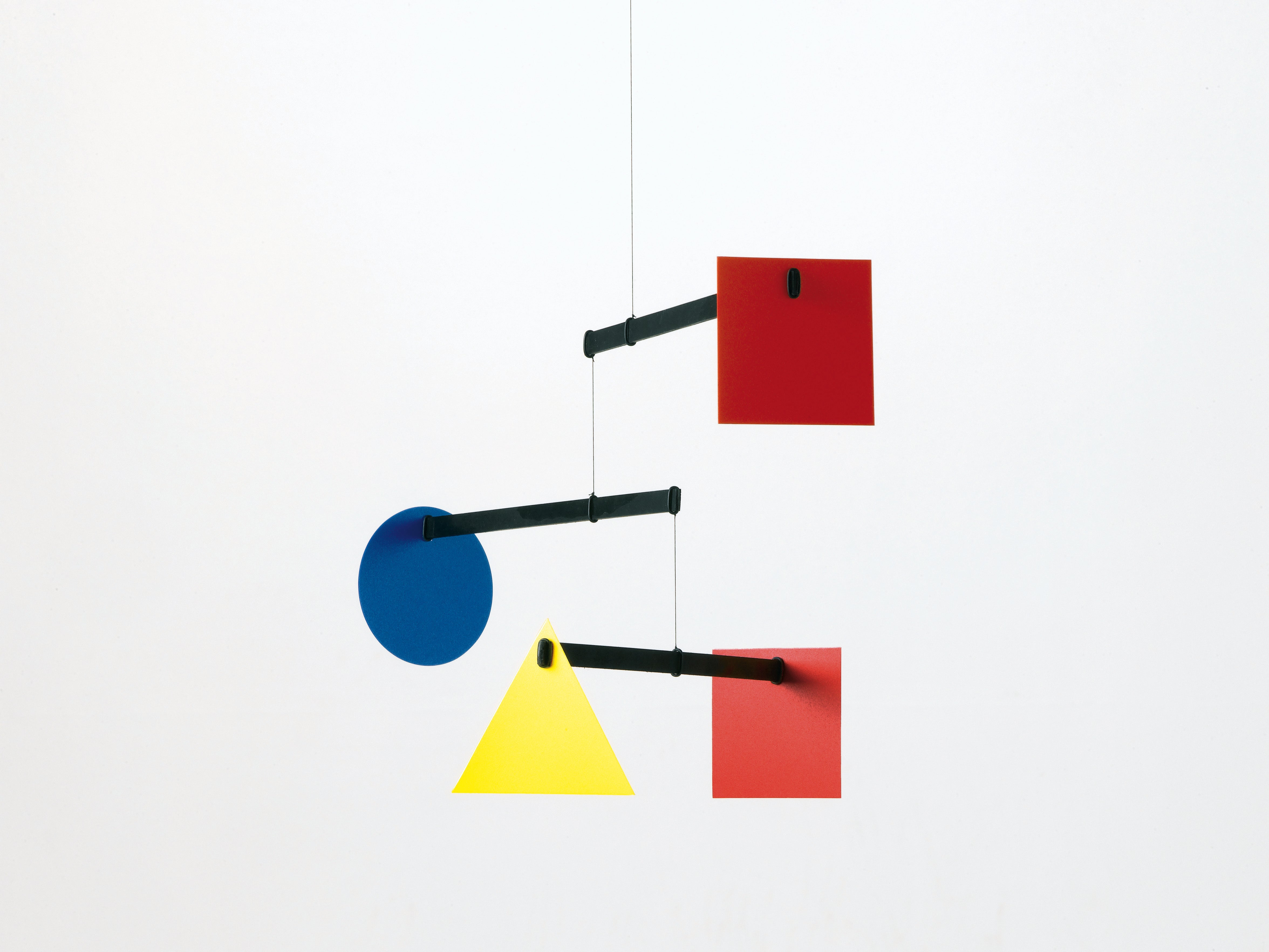 Flensted Bauhaus Mobile in Multi Colours
