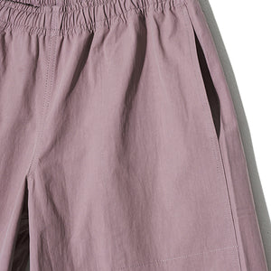 Cotton Colline Shorts in Dust Pink