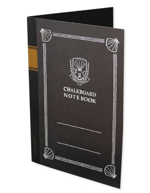 Portable Chalkboard Notebook in A4 Size