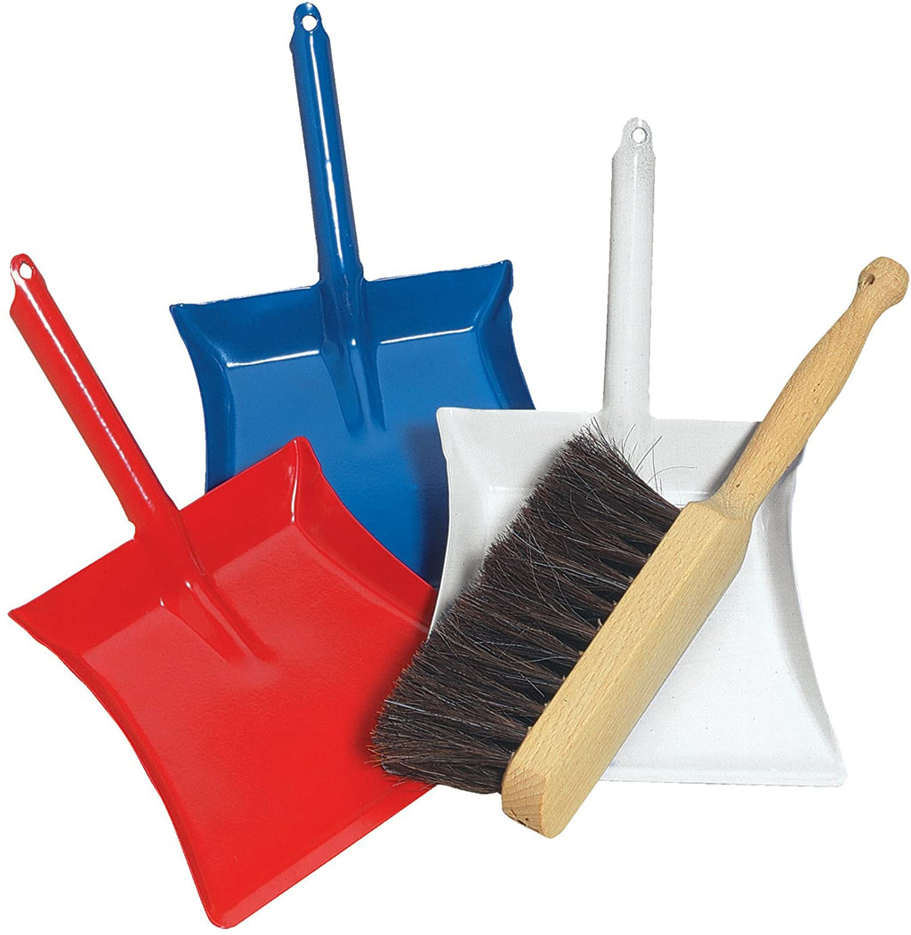 Children's Hand Brush and Dustpan Set