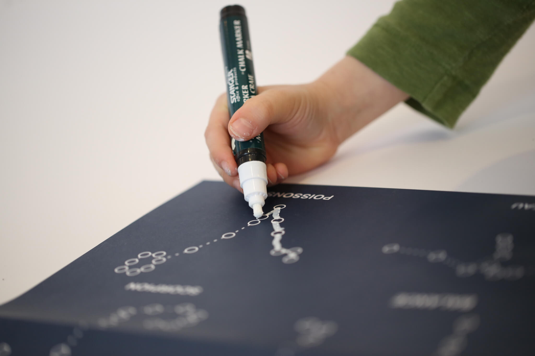 Draw the Constellations on a Poster Kit