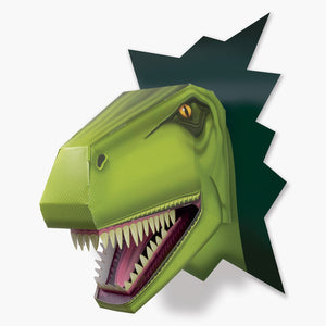 Create Your Own Terrible T Rex Head