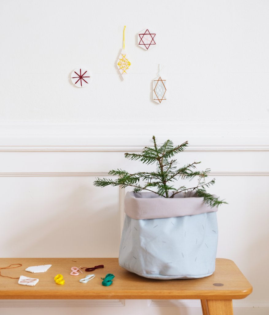 Geometric Ornament Craft Kit
