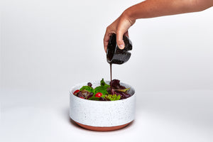 Salad & Sauce Serving Bowl