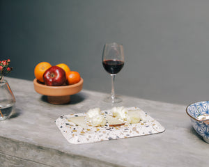 Terrazzo Serving Boards in Medium Size