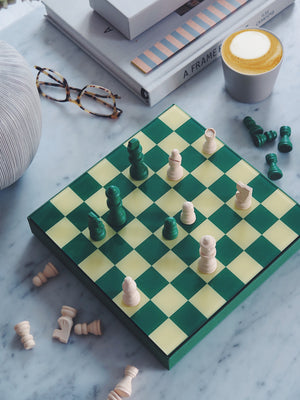 Printworks Coffee Table Game Chess