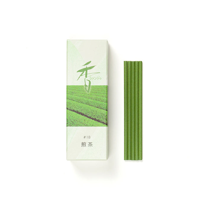 Xiang Do Green Tea/Sencha Incense Stick