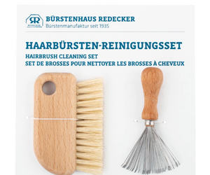 Comb and Hair Brush Cleaning Set