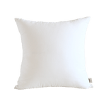 TISSH Mono Cotton Cushion in Ivory