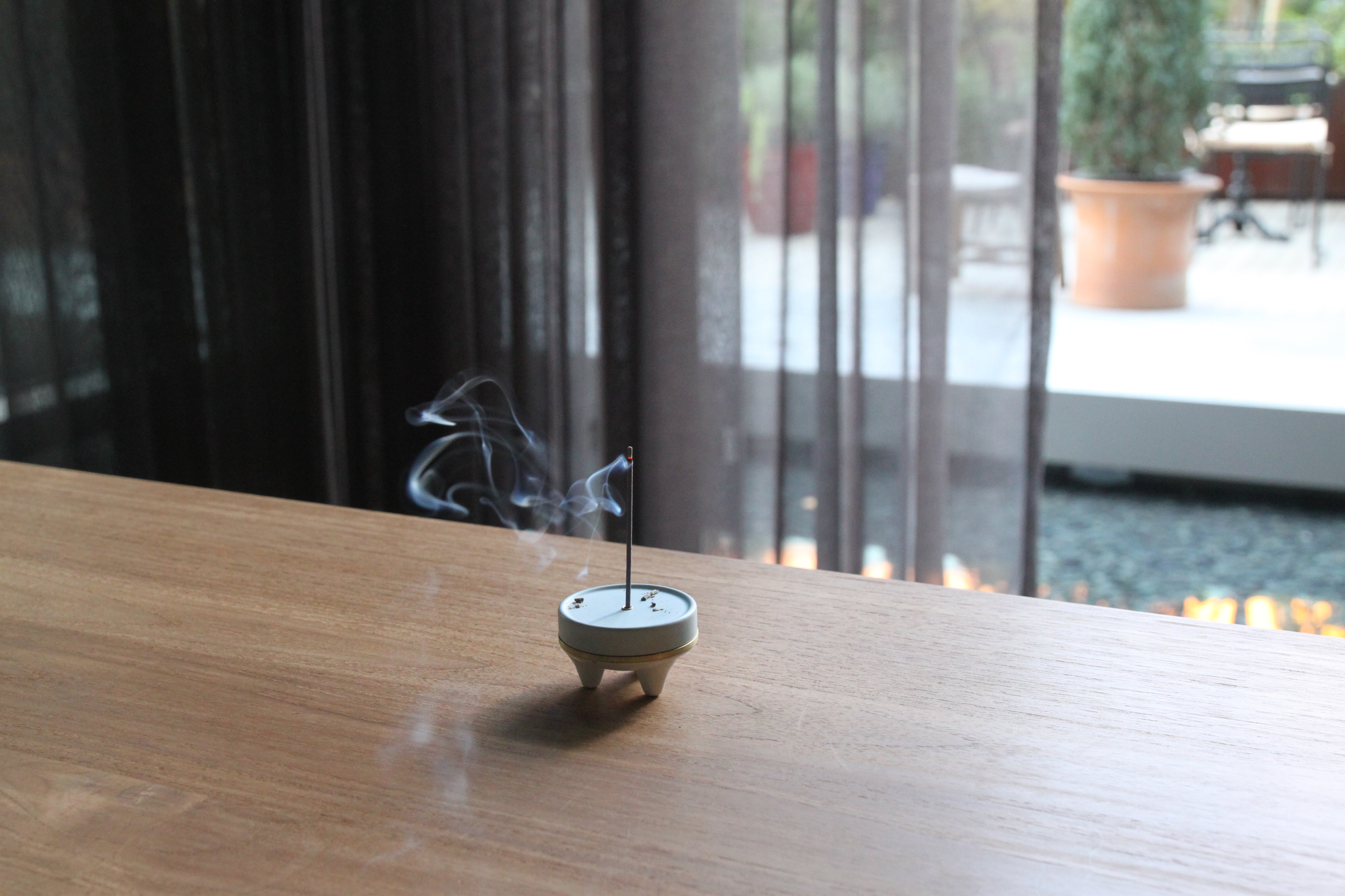 Incense Stick Citrus Peel Scent