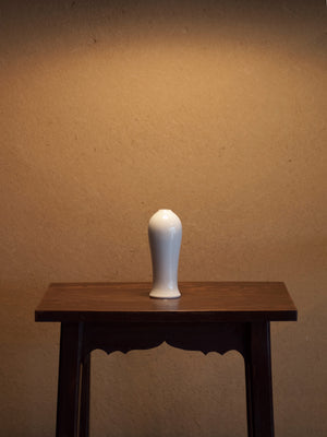 Porcelain Flower Vase in Heishi(Round)