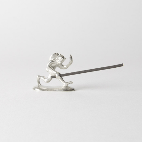 Monkey Incense Stick Holder from Japan