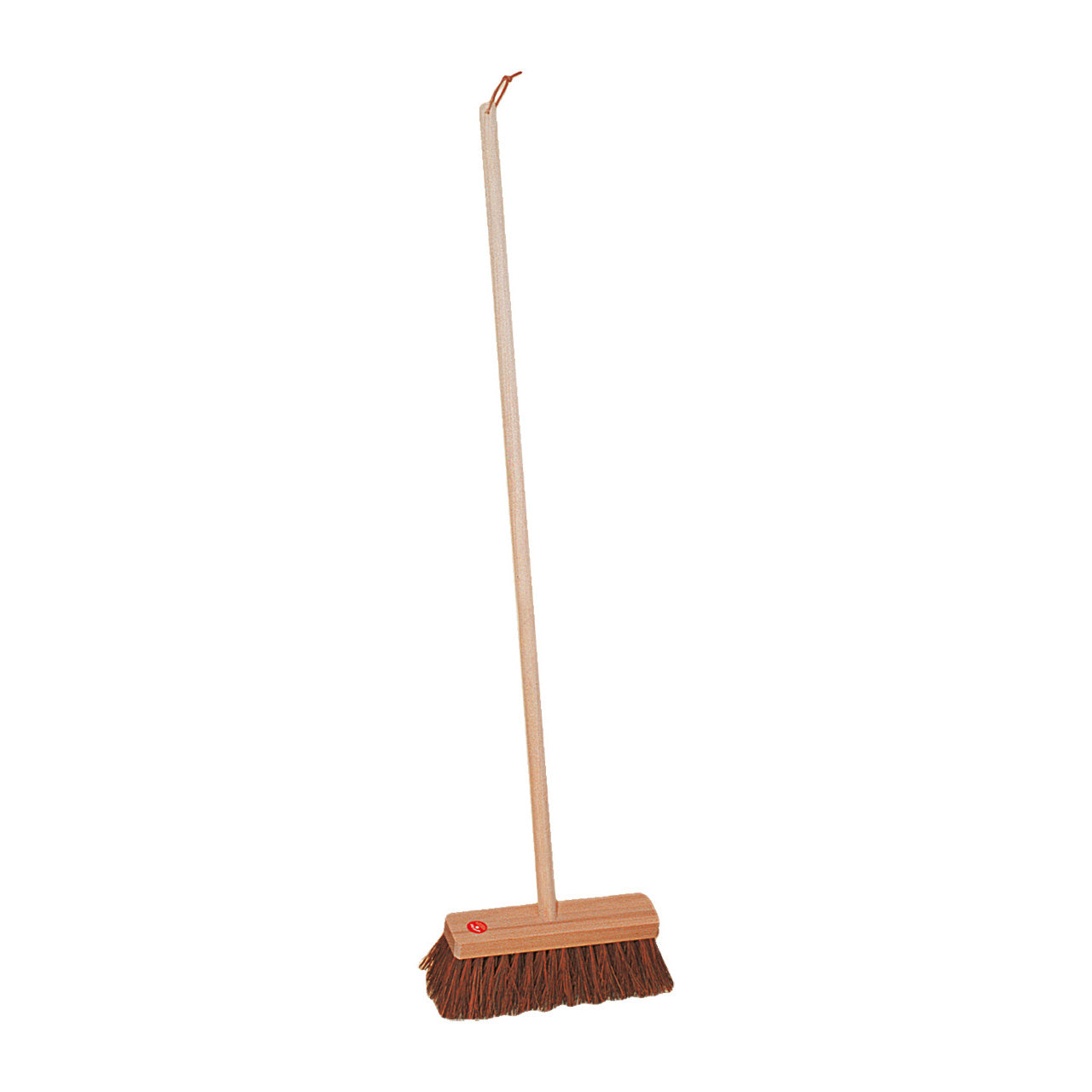 Children's Long Handle Outdoor Broom 90cm for 3 - 8 Year Olds