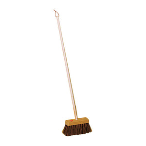 Children's Long Handle Outdoor Broom 70cm for 1 -3 Year Olds
