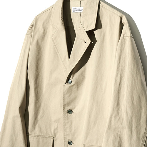 Comfort Blazer Jacket in Beige