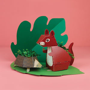 Create Your Own Woodland Plant Pals