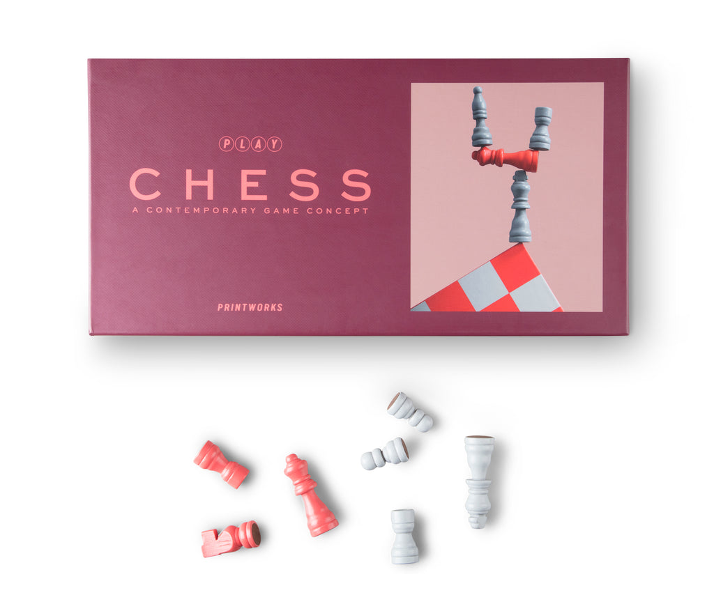 Play Chess Game Set