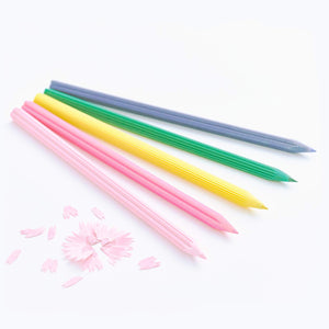Hana Flower Coloured Pencils Set