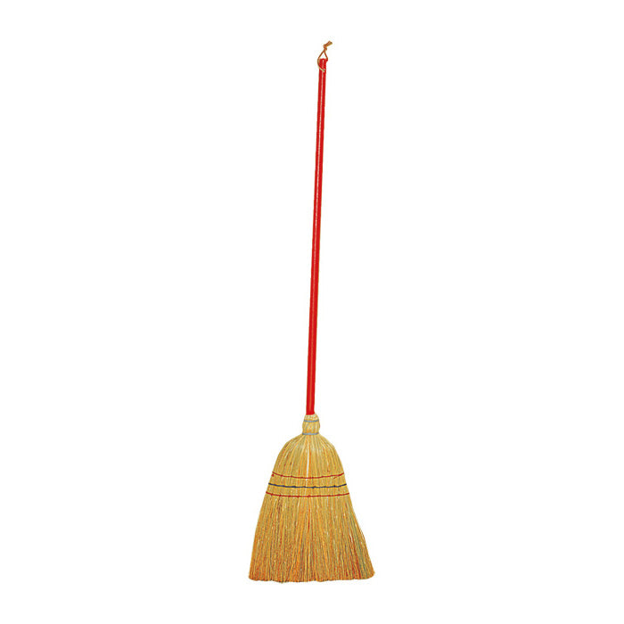 Children's Long Handle Rice Broom 110cm for 3-8 Year Olds
