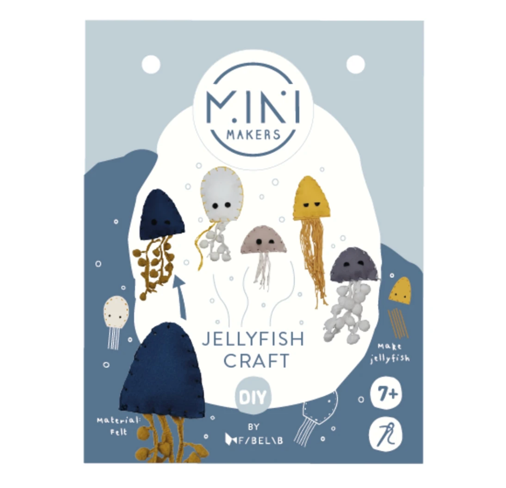 Jellyfish Craft Kit