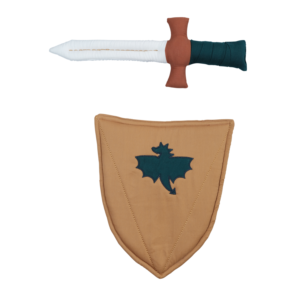 Shield & Sword Play Toy