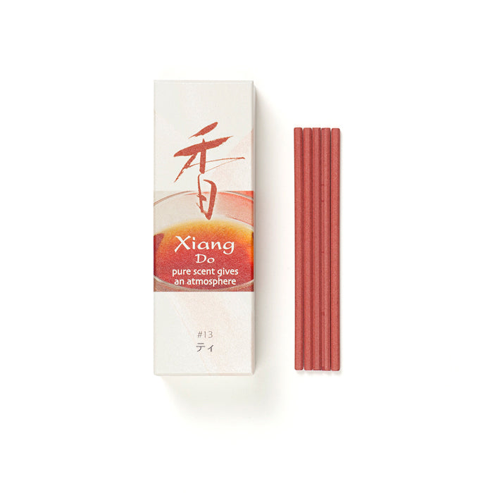 Xiang Do Tea Incense Stick with Holder