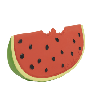 Fruit & Veggie Teether Toy Wally the Watermelon