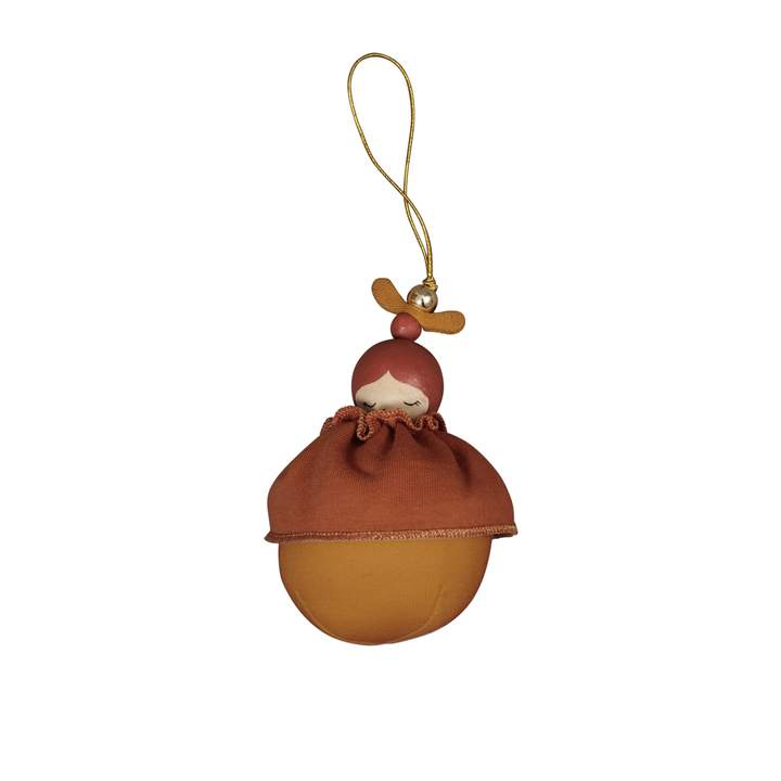 Wish Keeper Hanging Ornament - Acorn