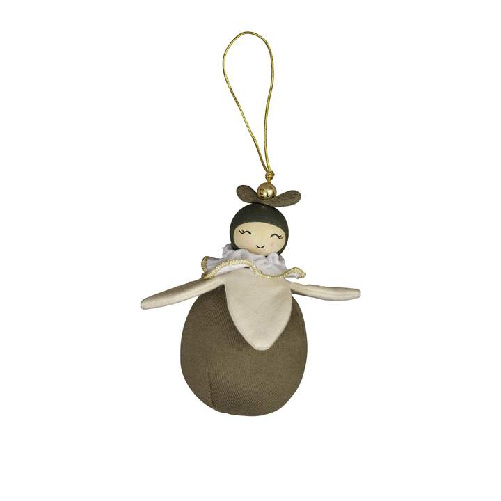 Wish Keeper Hanging Ornament - Snowdrop