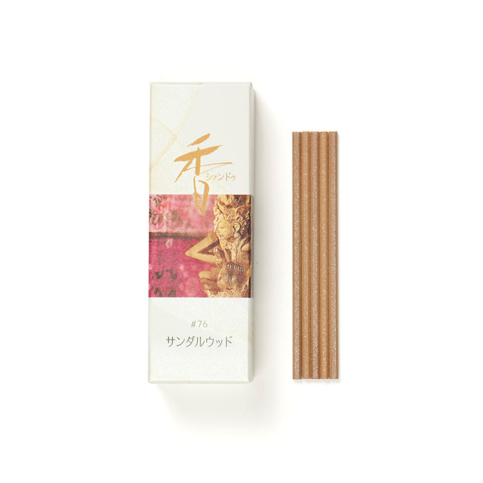 Xiang Do Sandalwood Incense Stick with Holder