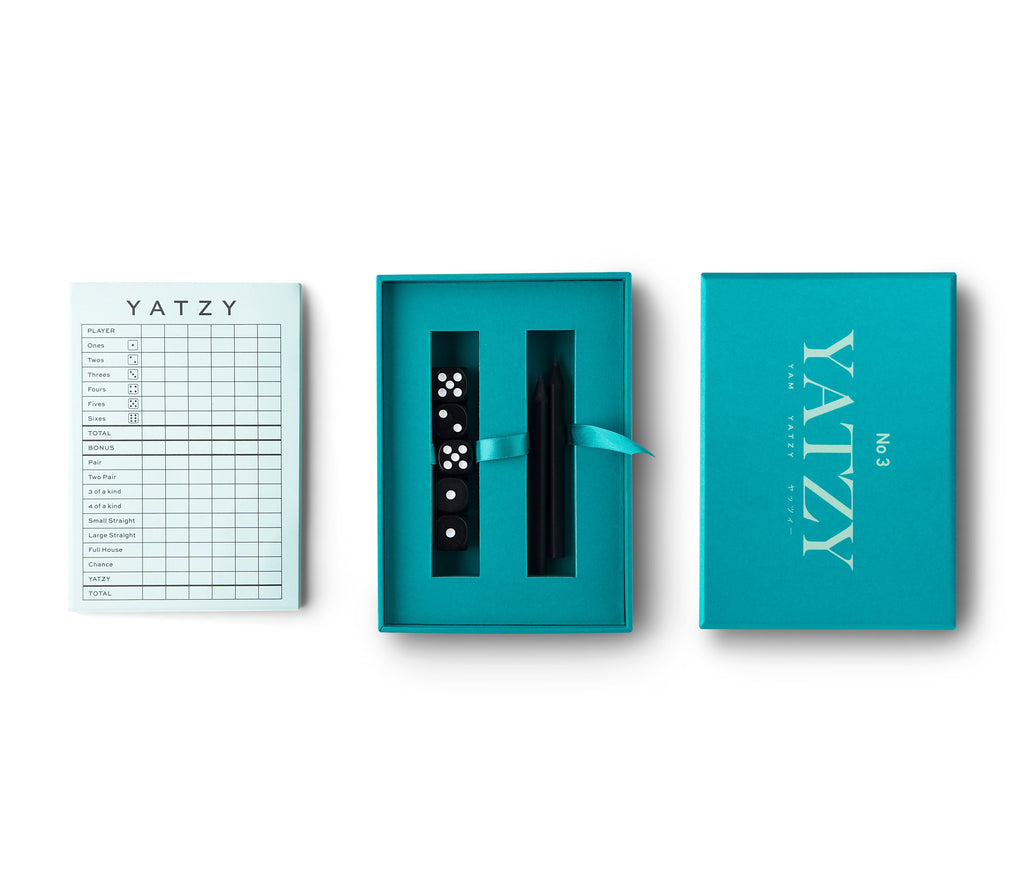 Classic Yatzy Game Set