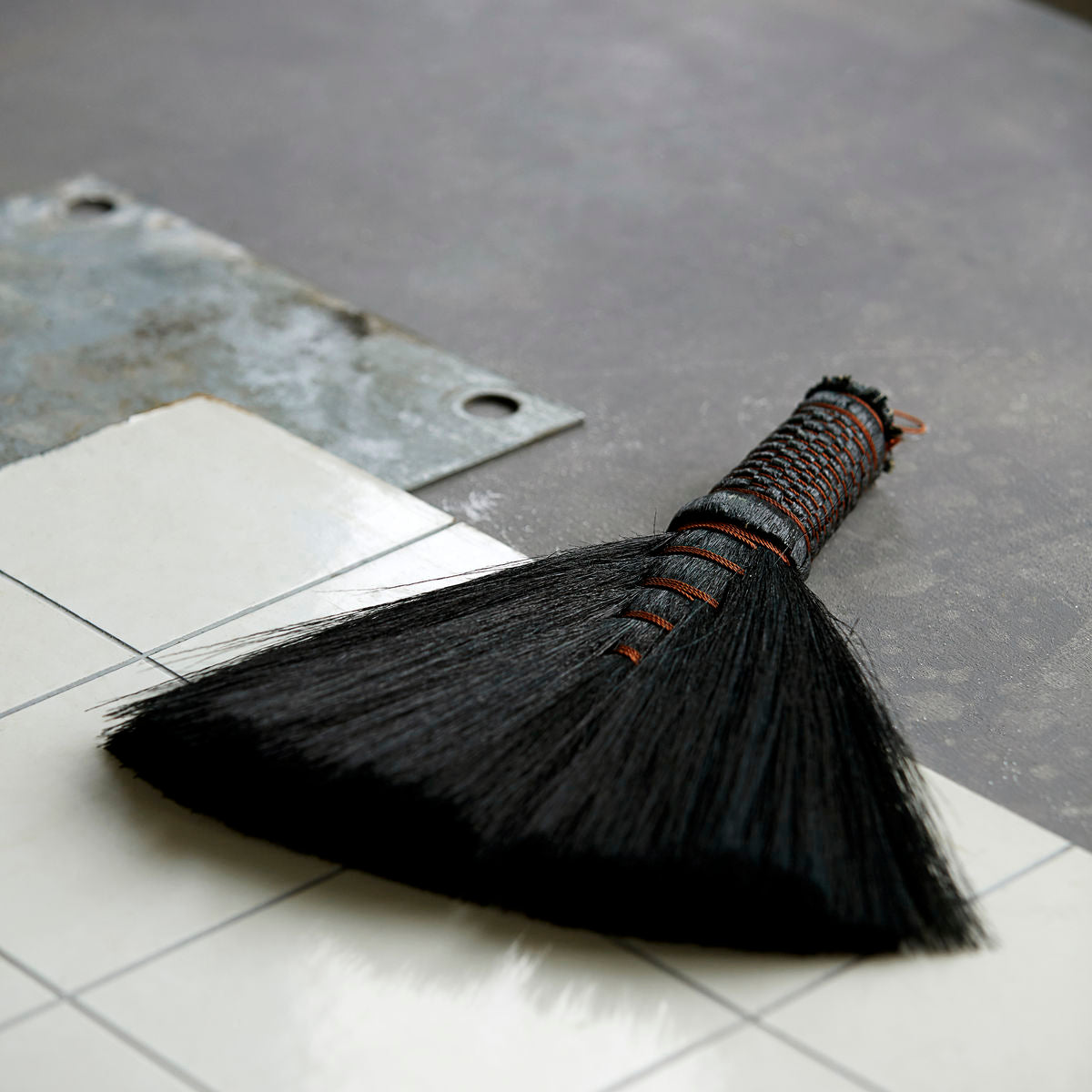 Short Hand Broom in Japanese Style