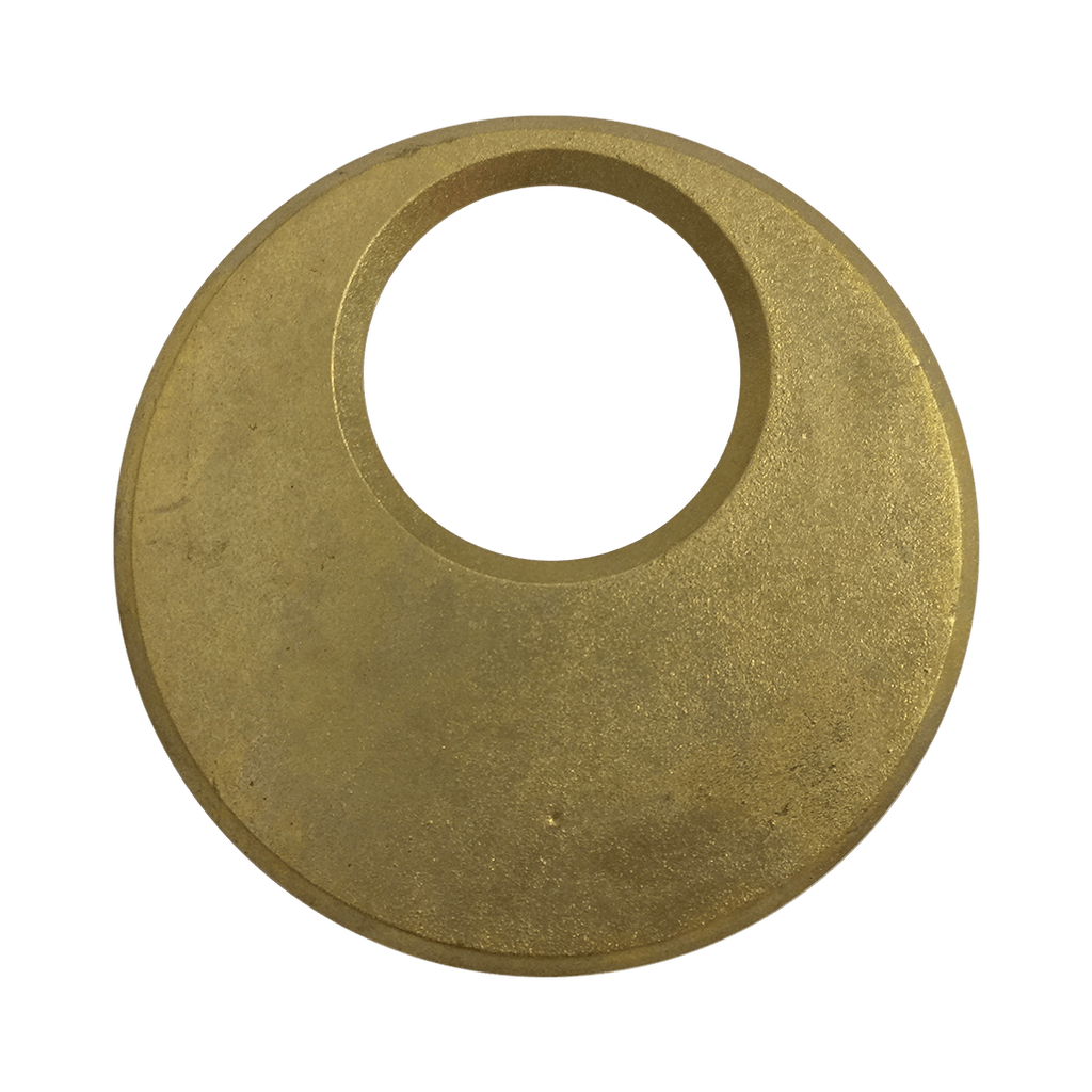 FUTAGAMI Japanese Brass Trivet in Moon Shape