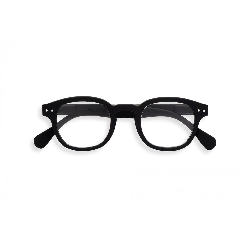 Reading Glasses  - #C Shape Black