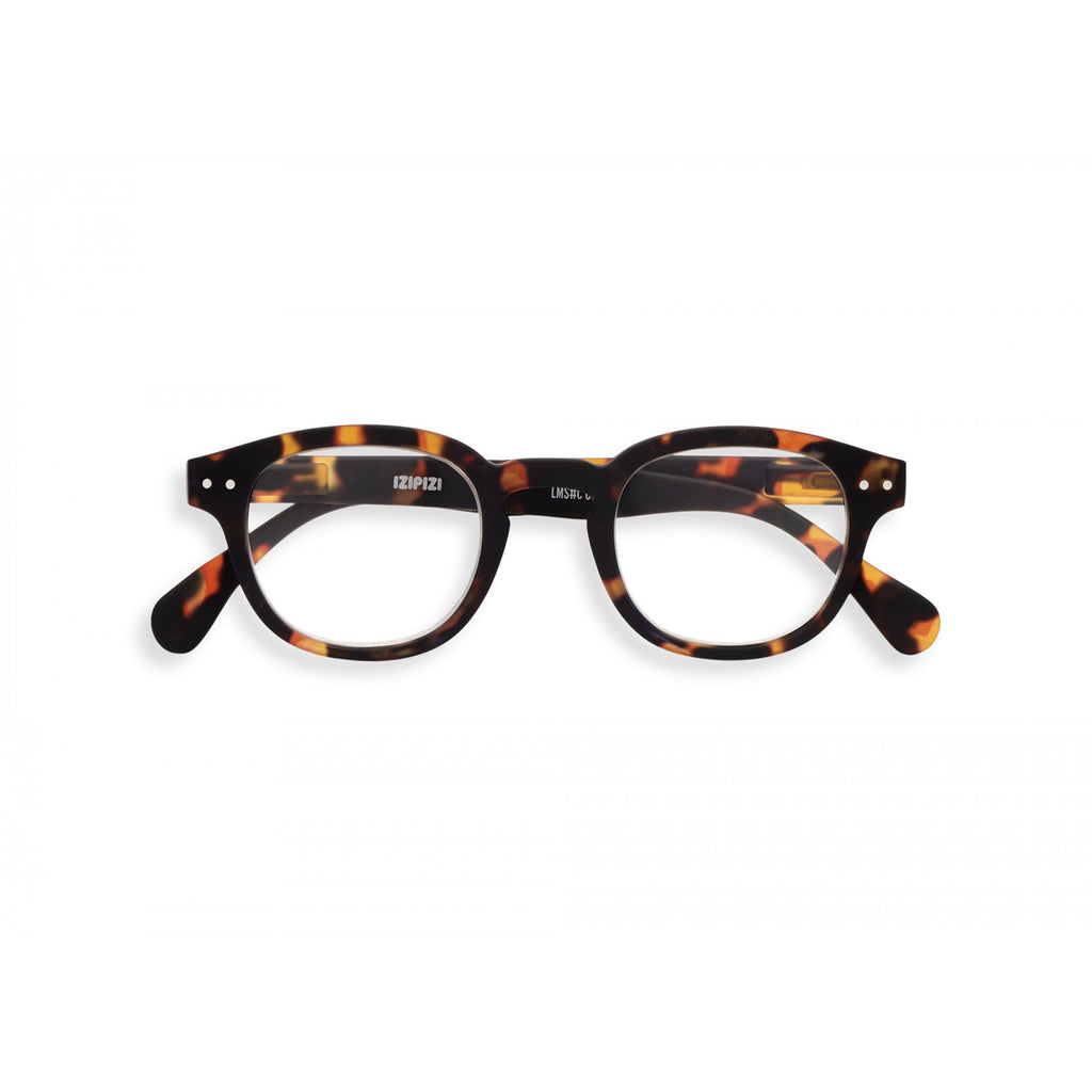Reading Glasses  - #C Shape Tortoise