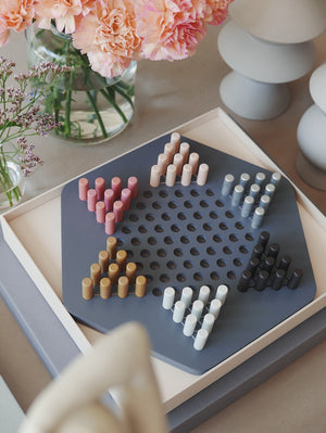 Classic Game of Chinese Checkers
