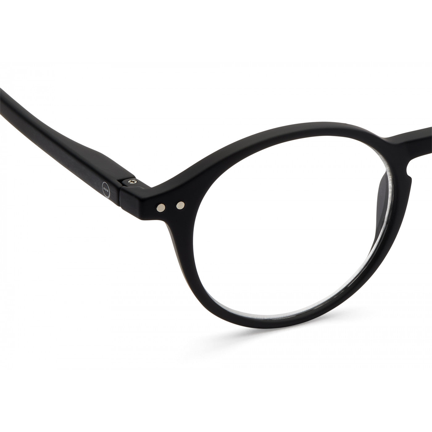 Reading Glasses  - #D Shape Black