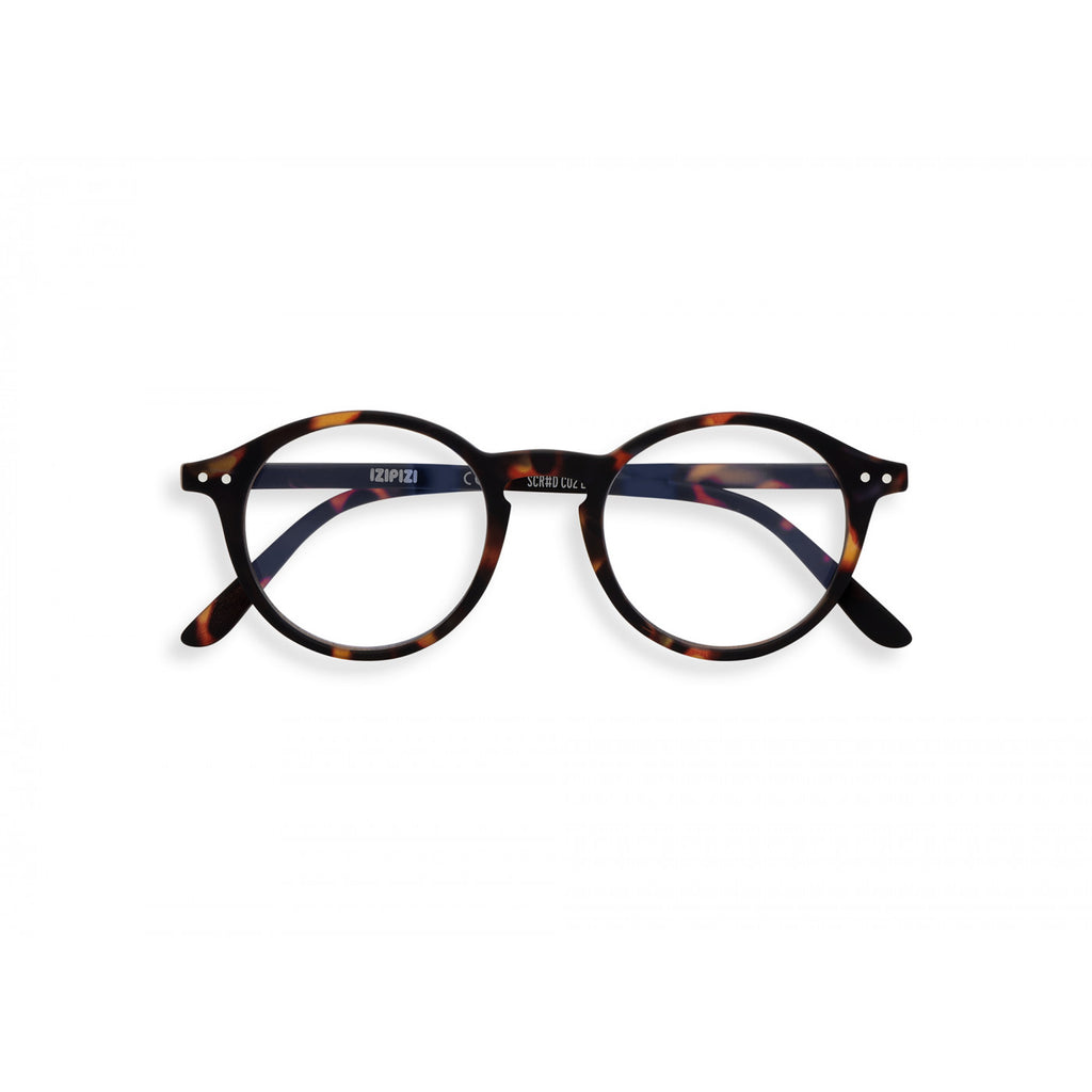 Screen Protection Glasses  - #D Shape Tortoise