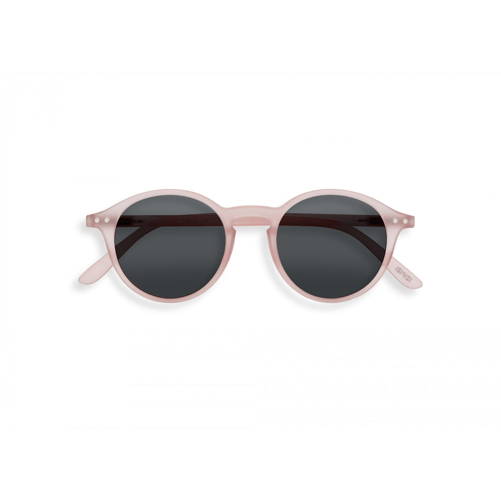 Sunglasses  - #D Shape Pink Frame