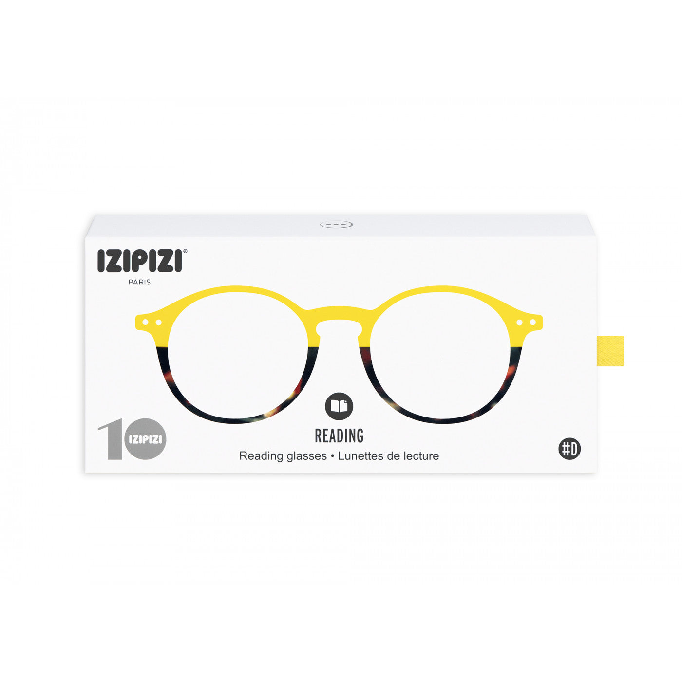 Reading Glasses  - #D Shape 10 Year Anniversary