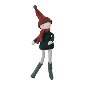 Christmas Elf Boy Doll
