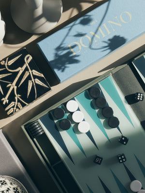 Classic Backgammon Game Set