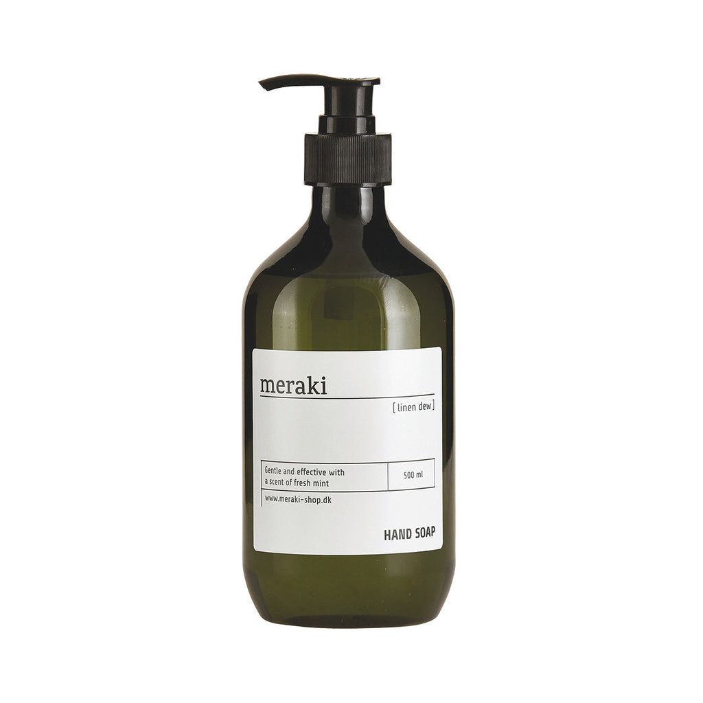 Linen Dew Hand Wash Soap