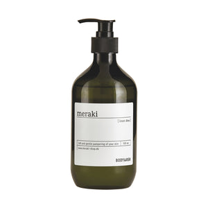 Linen Dew Shower Gel Body Wash